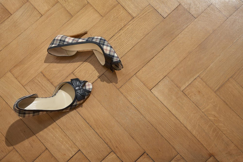 High Heel Damage To Hardwood Floors